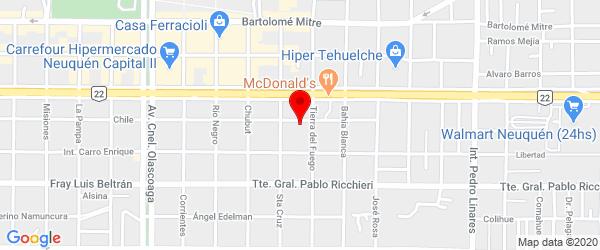 Montevideo 455, Neuquén, Neuquén