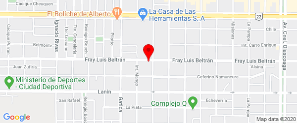 Fray Luis Beltrán 834, Neuquén, Neuquén