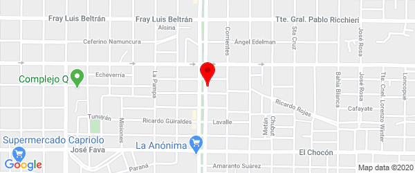 Av. Cnel. Olascoaga 1012, Neuquén, Neuquén