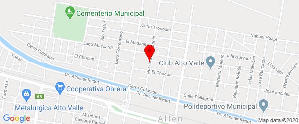 Puerto San Antonio 170, Allen, Río Negro