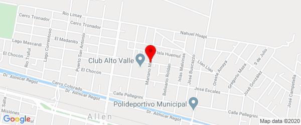 Mariano Moreno 180, Allen, Río Negro