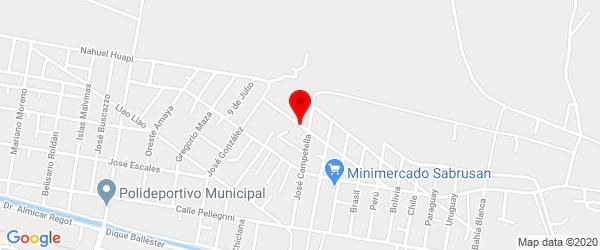 Puerto Argentino 832, Allen, Río Negro