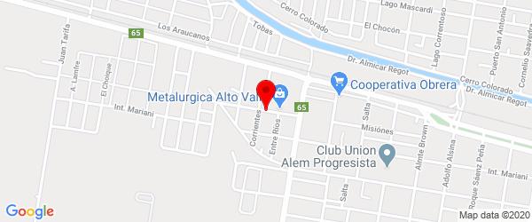 Misiones 989, Allen, Río Negro