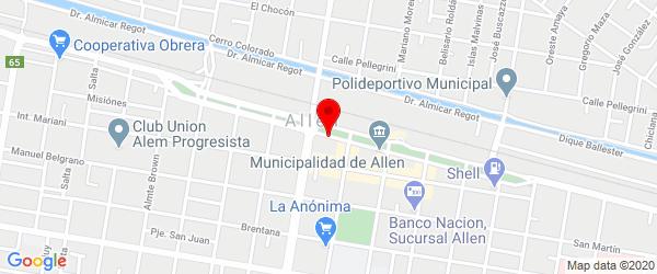 Eva Perón 51, Allen, Río Negro
