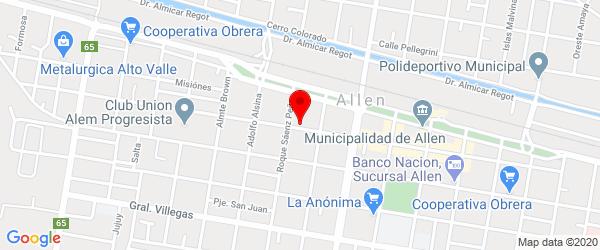 Int. Mariani 187, Allen, Río Negro