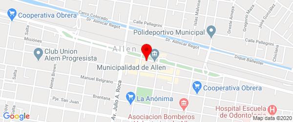 Eva Perón 137, Allen, Río Negro