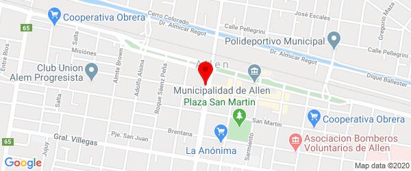 Av. Julio Rgentino Roca 71, Allen, Río Negro