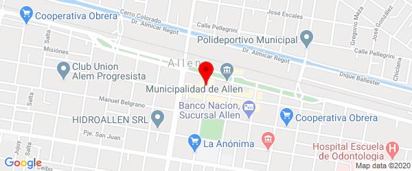 Juan Bautista Justo 35, Allen, Río Negro