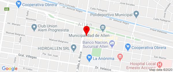 Tomás Orell 23, Allen, Río Negro