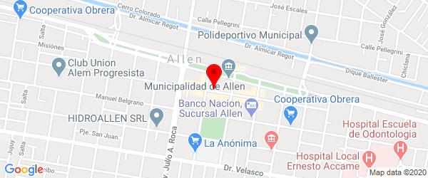 Tomás Orell 156, Allen, Río Negro
