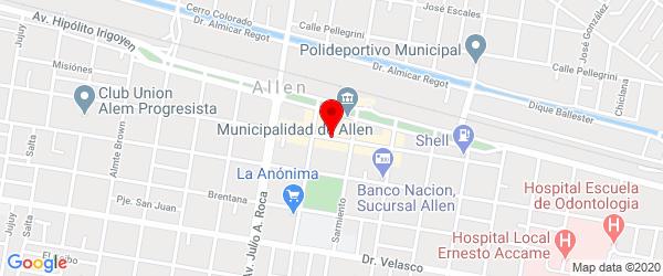 Tomás Orell 146, Allen, Río Negro