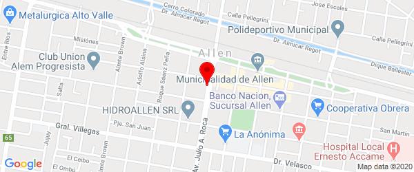 Av. Julio Rgentino Roca 135, Allen, Río Negro
