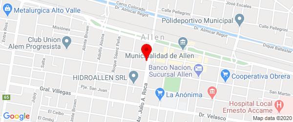 Av. Julio Rgentino Roca 137, Allen, Río Negro