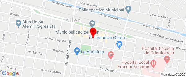 Sarmiento 132, Allen, Río Negro