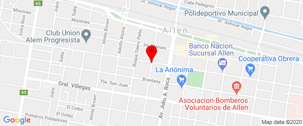 Manuel Belgrano, Allen, Río Negro