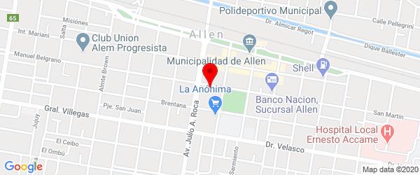 San Martín 51, Allen, Río Negro