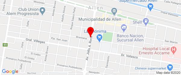 Av. Julio Rgentino Roca 300, Allen, Río Negro