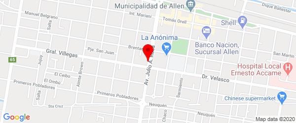 Av. Julio Rgentino Roca 375, Allen, Río Negro