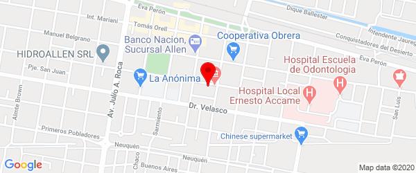 Don Bosco 363, Allen, Río Negro