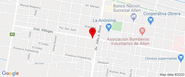 Villegas 44, Allen, Río Negro