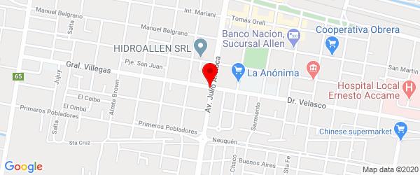 Villegas 10, Allen, Río Negro