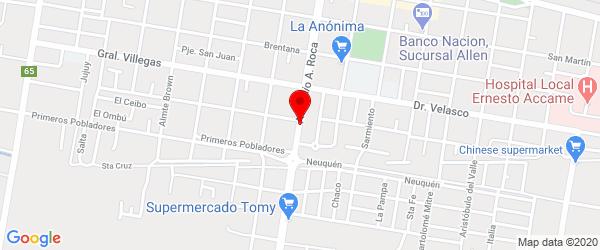 Av. Julio Rgentino Roca 524, Allen, Río Negro