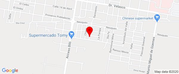 Sarmiento 50, Allen, Río Negro