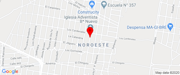San Juan 3396, General Roca, Río Negro