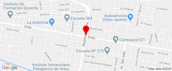 Rosario de Santa Fe 2766, General Roca, Río Negro