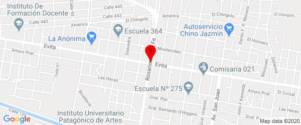 Rosario de Santa Fe 2756, General Roca, Río Negro