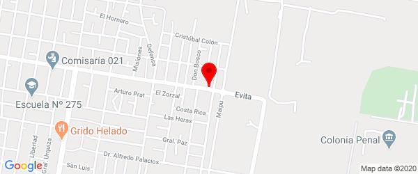 Evita 1037, General Roca, Río Negro