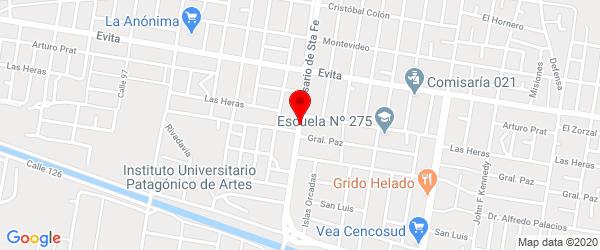 Rosario de Santa Fe 2485, General Roca, Río Negro