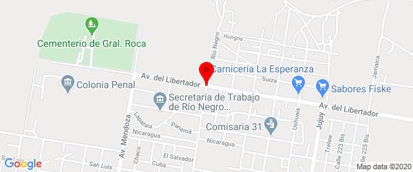 Del Libertador, General Roca, Río Negro