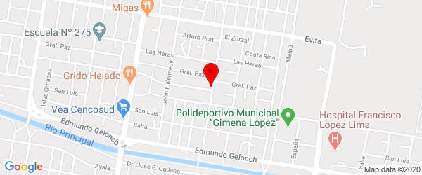 Sta Cruz 2368, General Roca, Río Negro