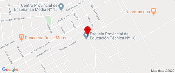 Av. Santa Fe 261, Senillosa, Neuquén