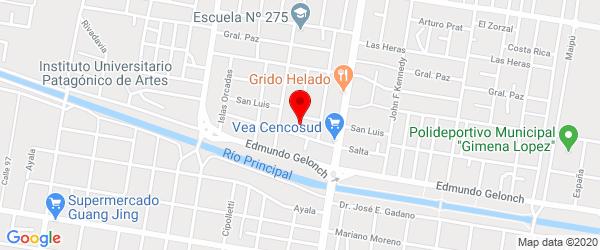 Libertad 50, General Roca, Río Negro
