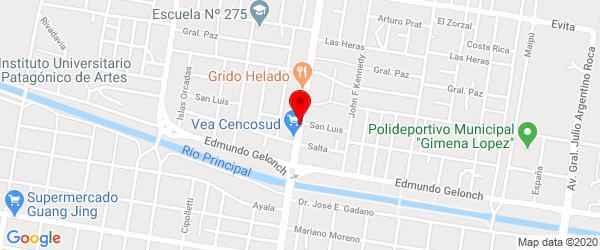 San Juan 2233, General Roca, Río Negro