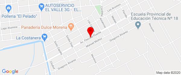 Av. Pascual Puente 776, Senillosa, Neuquén