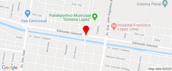 Edmundo Gelonch 981, General Roca, Río Negro
