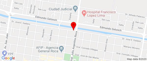 Gadano 824, General Roca, Río Negro