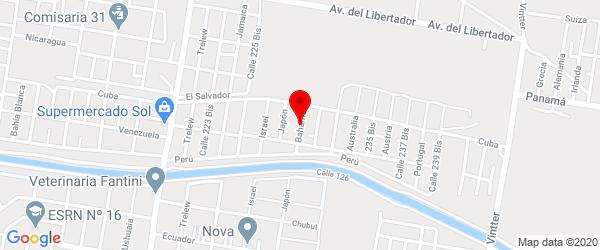 Bahamas 2288, General Roca, Río Negro