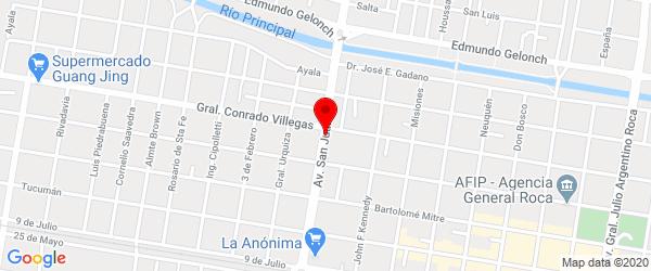 San Juan 1783, General Roca, Río Negro
