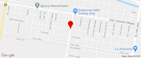 Damas Patricias, General Roca, Río Negro