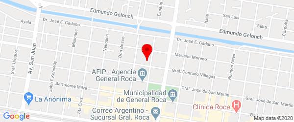 España 1754, General Roca, Río Negro