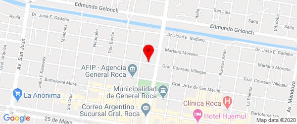 Gral. Conrado Villegas 849, General Roca, Río Negro