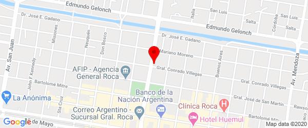 Gral. Conrado Villegas 795, General Roca, Río Negro