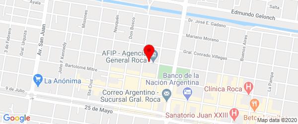 Gral. José de San Martín 981, General Roca, Río Negro
