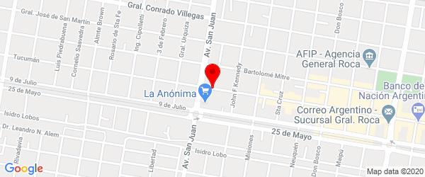 Tucumán 1585, General Roca, Río Negro