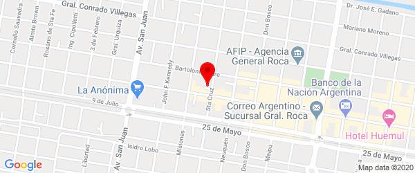 Sta Cruz 1560, General Roca, Río Negro