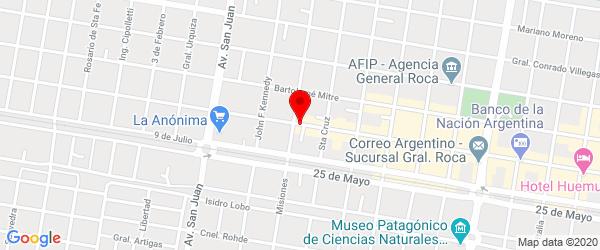 Tucumán 1402, General Roca, Río Negro